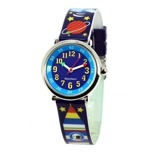 "TAKE A LOOK AT WATCHES FROM THE ""BON-HEURE"" BOX FOR BOYS"
