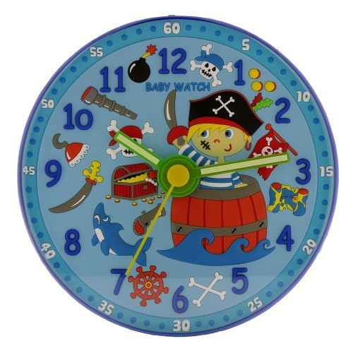 TAKE A LOOK AT THE WALL CLOCKS FOR BOYS