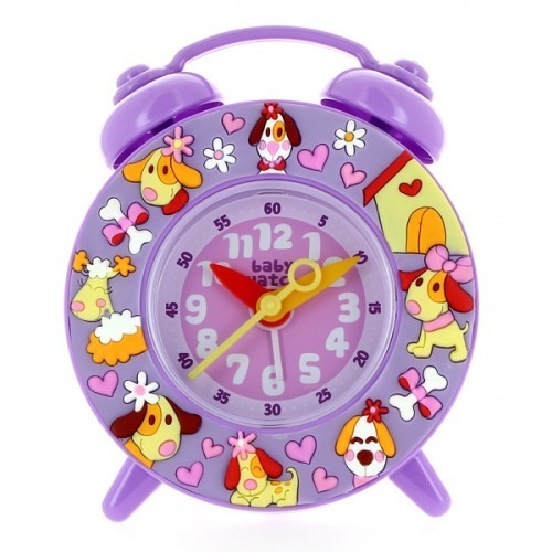 TAKE A LOOK AT ALL THE SILENT ALARM CLOCKS FOR GIRLS