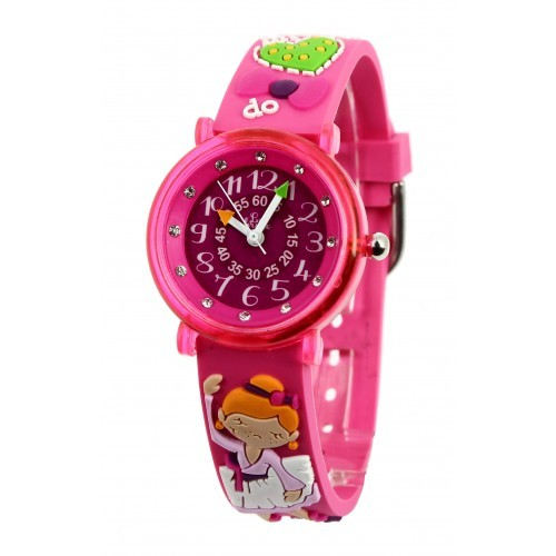TAKE A LOOK AT ALL THE PEDAGOGIC WATCHES FOR GIRLS