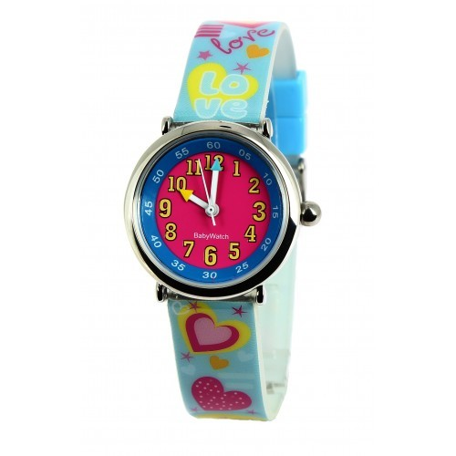 "TAKE A LOOK AT WATCHES FROM THE ""BON-HEURE"" BOX FOR GIRLS"